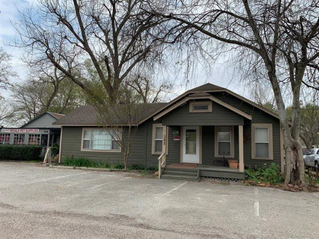 308 E Main Street B, Tomball, TX 77375 (MLS #72989872) :: Giorgi Real Estate Group