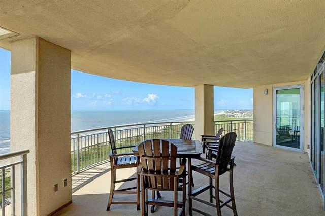 801 E Beach Drive Tw1406, Galveston, TX 77550 (MLS #73002541) :: Caskey Realty