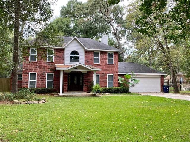 615 Shadberry Drive, Magnolia, TX 77354 (MLS #73004731) :: Keller Williams Realty