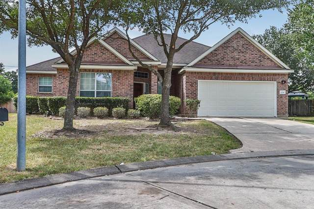 2206 Two Trail Drive, Spring, TX 77373 (MLS #73033411) :: The Heyl Group at Keller Williams