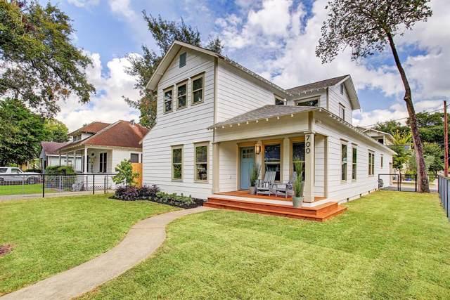700 Enid Street, Houston, TX 77009 (MLS #73042077) :: Giorgi Real Estate Group