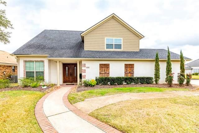 9608 Meadowick Drive, Beaumont, TX 77706 (MLS #73051425) :: The Sansone Group