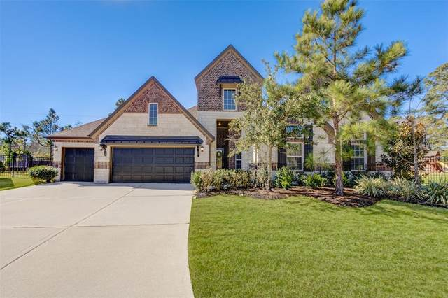 4011 Clear Woods Court, Spring, TX 77386 (MLS #73053515) :: Ellison Real Estate Team