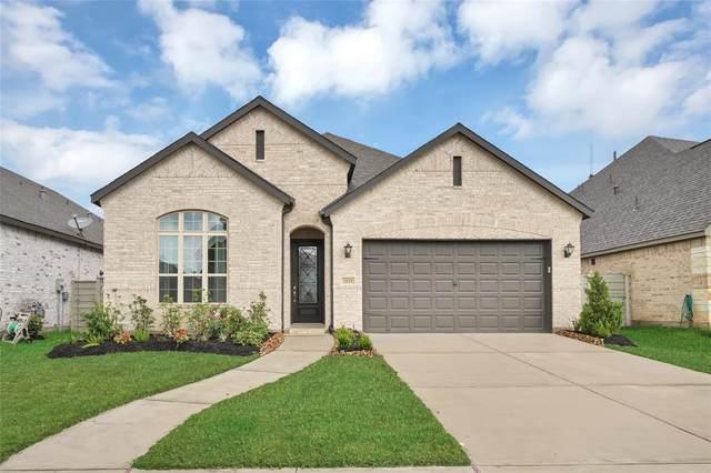 2039 Blackhawk Ridge Lane, Manvel, TX 77578 (MLS #73055424) :: The SOLD by George Team