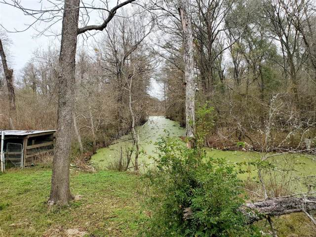 105 Cottonwood Lane, Dayton Lakes, TX 77535 (MLS #73056290) :: Green Residential