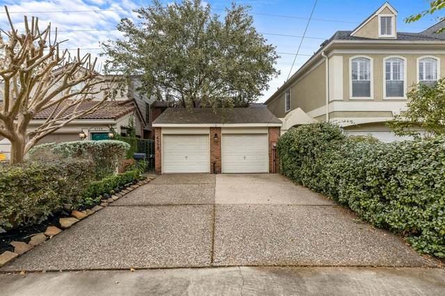 4118 Childress Street, Houston, TX 77005 (MLS #73060172) :: Lerner Realty Solutions