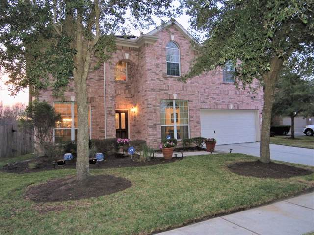 26008 Kings Mill Crest Drive, Kingwood, TX 77339 (MLS #73071315) :: Green Residential