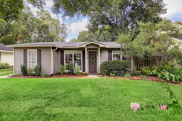 1051 Althea Drive, Houston, TX 77018 (MLS #73071472) :: The Heyl Group at Keller Williams
