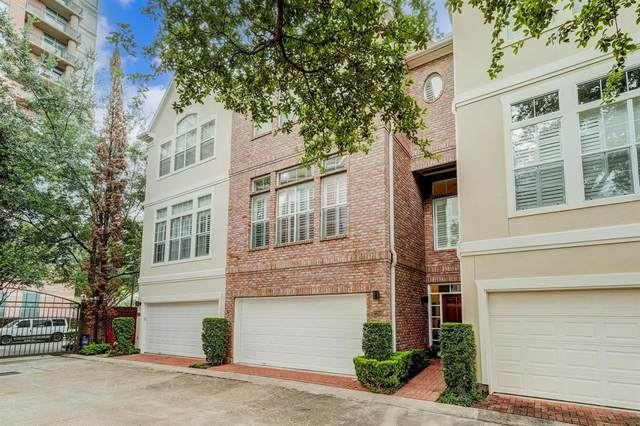 2266 Bancroft Street, Houston, TX 77027 (MLS #73071615) :: Keller Williams Realty