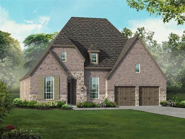 4706 Birch Knoll, Manvel, TX 77578 (MLS #73072324) :: The SOLD by George Team