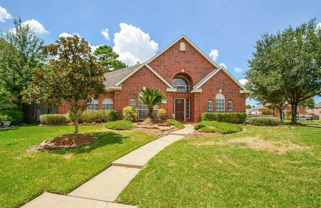 9039 Kilrenny Drive, Spring, TX 77379 (MLS #73083040) :: The Freund Group