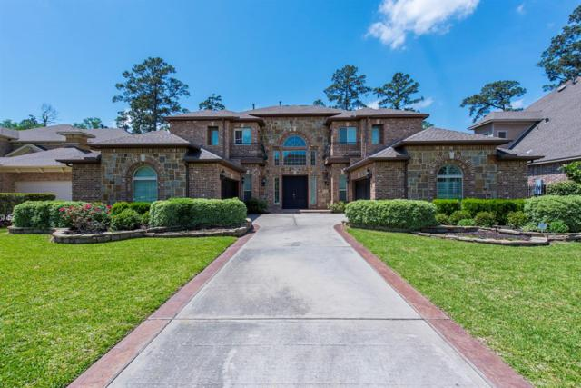 15 Player Vista Place, The Woodlands, TX 77382 (MLS #73090329) :: Fanticular Real Estate, LLC