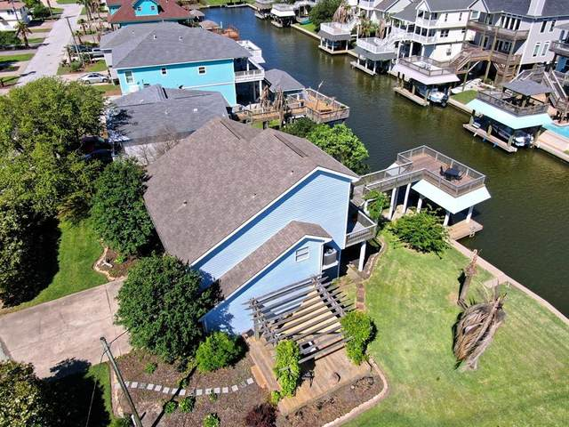 12808 E Madrid Road, Galveston, TX 77554 (MLS #73094418) :: The SOLD by George Team