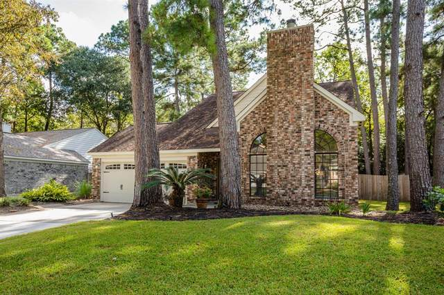 151 E Pathfinders Circle, The Woodlands, TX 77381 (MLS #73098251) :: My BCS Home Real Estate Group