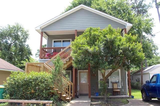 617 Edgar Street, Conroe, TX 77301 (MLS #73098332) :: Texas Home Shop Realty