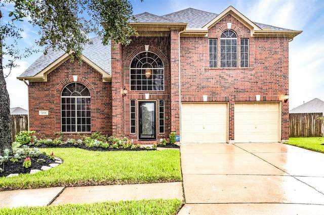 1006 Sapling Crest Court, Fresno, TX 77545 (MLS #73126314) :: The SOLD by George Team