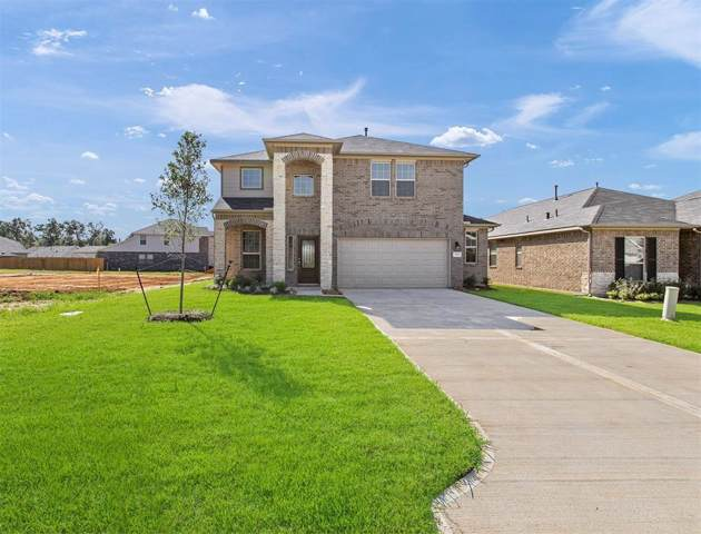 313 Terra Vista Circle, Montgomery, TX 77356 (MLS #73126986) :: The SOLD by George Team