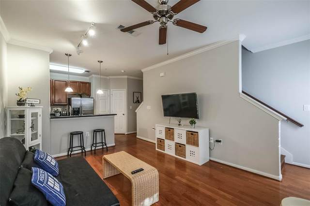 9200 Westheimer Road #1905, Houston, TX 77063 (MLS #73134333) :: The Home Branch
