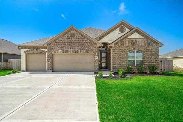 1015 Bernard Meadows Drive, East Bernard, TX 77435 (MLS #73137280) :: Michele Harmon Team
