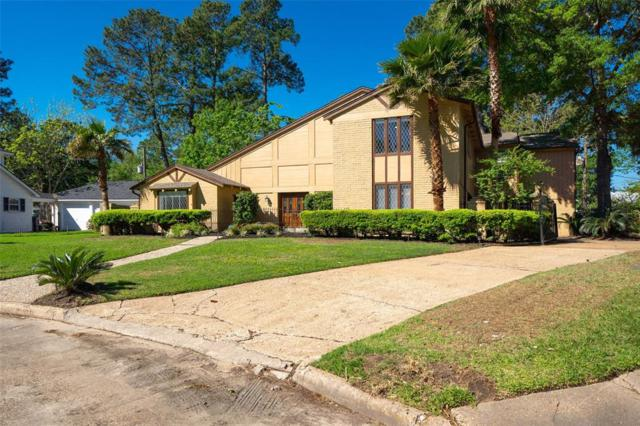 5422 Old Lodge Drive, Houston, TX 77066 (MLS #73139868) :: The SOLD by George Team