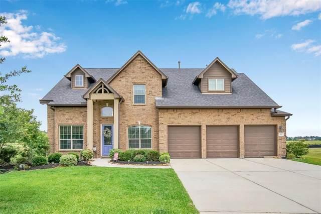 212 N Waterstone Drive, Montgomery, TX 77356 (MLS #73142457) :: Ellison Real Estate Team