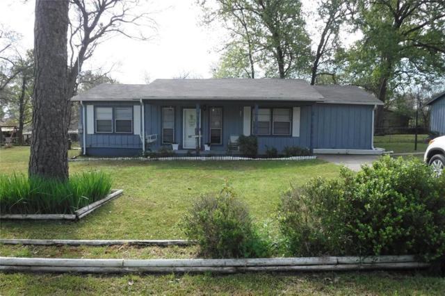 70 E Oakridge Drive, Point Blank, TX 77364 (MLS #73142673) :: Magnolia Realty