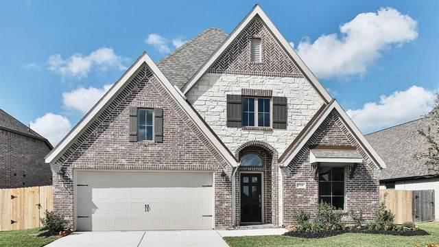3716 Bonham Hills Lane, Pearland, TX 77584 (MLS #73165146) :: Christy Buck Team