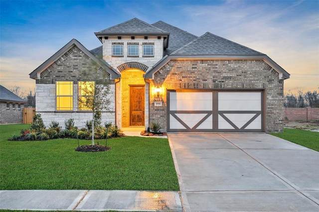 4982 Creek Bend Drive, Pearland, TX 77584 (MLS #73179192) :: CORE Realty