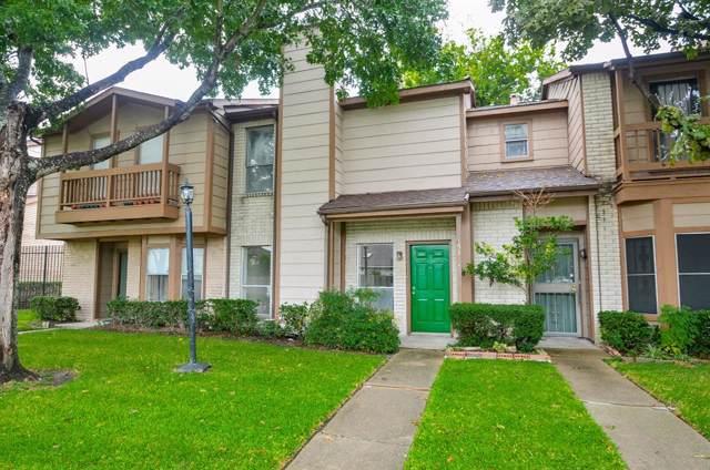 12500 Brookglade Circle #153, Houston, TX 77099 (MLS #73184726) :: Texas Home Shop Realty