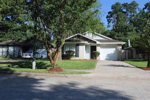 5408 Lynngate Drive, Spring, TX 77373 (MLS #73187660) :: Ellison Real Estate Team