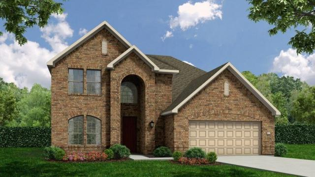 1107 Vivid Crescent Court, Katy, TX 77494 (MLS #73189764) :: The SOLD by George Team