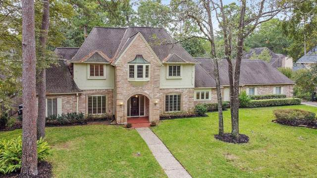 9011 Ashridge Park Drive, Spring, TX 77379 (MLS #73194517) :: The Freund Group