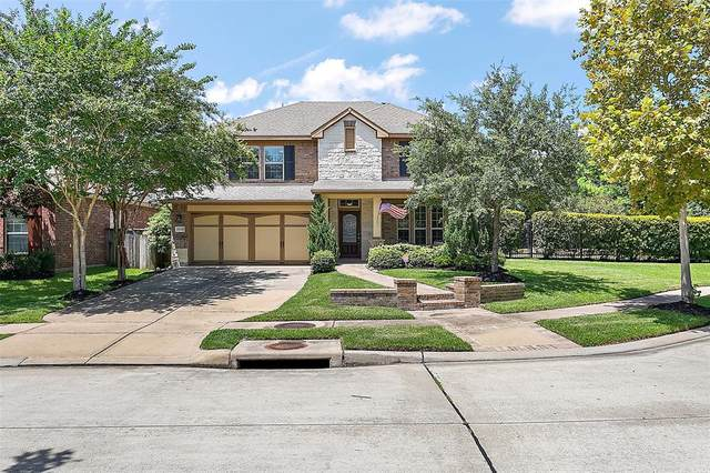 17110 Williams Oak Drive, Cypress, TX 77433 (MLS #73204474) :: The Heyl Group at Keller Williams