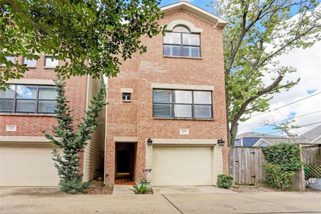 419 W 26th Street, Houston, TX 77008 (MLS #73212342) :: Caskey Realty
