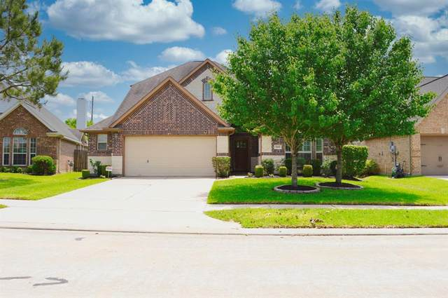 2105 Cambridge Bay Drive, Pearland, TX 77584 (MLS #73219962) :: The Bly Team