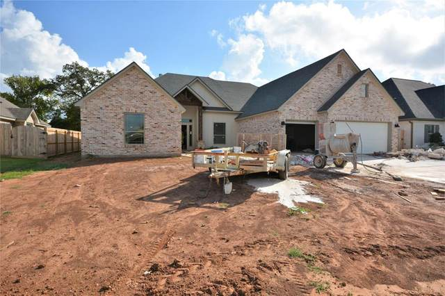 108 Creekside Lane, Lake Jackson, TX 77566 (MLS #73230739) :: Green Residential