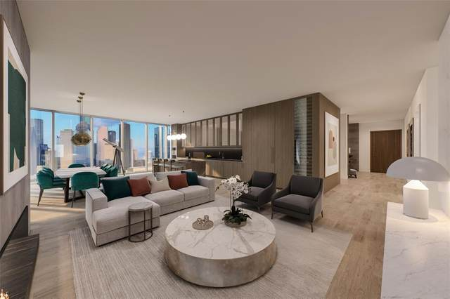 1711 Allen Parkway #1803, Houston, TX 77019 (MLS #73236976) :: The SOLD by George Team