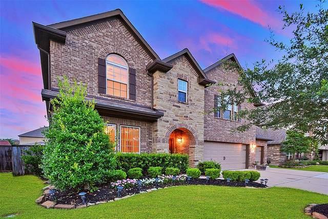 20510 Elderwood Terrace Drive, Richmond, TX 77406 (MLS #73237698) :: Caskey Realty