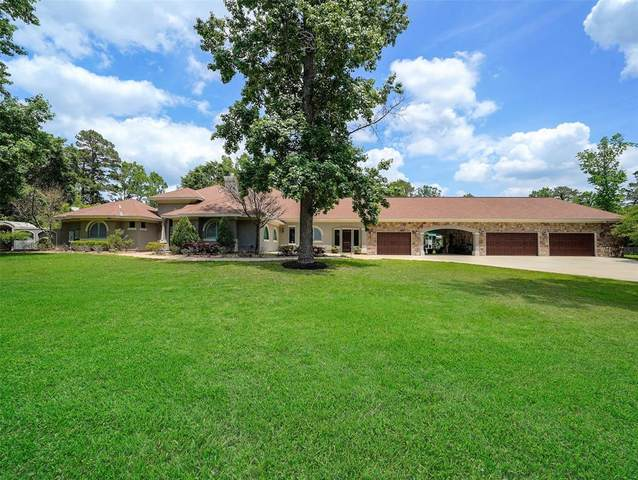 21357 Murrell Road, Hockley, TX 77447 (MLS #73241101) :: The Bly Team