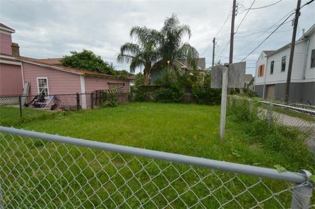 1407 Avenue K Rear, Galveston, TX 77550 (MLS #73245906) :: Caskey Realty