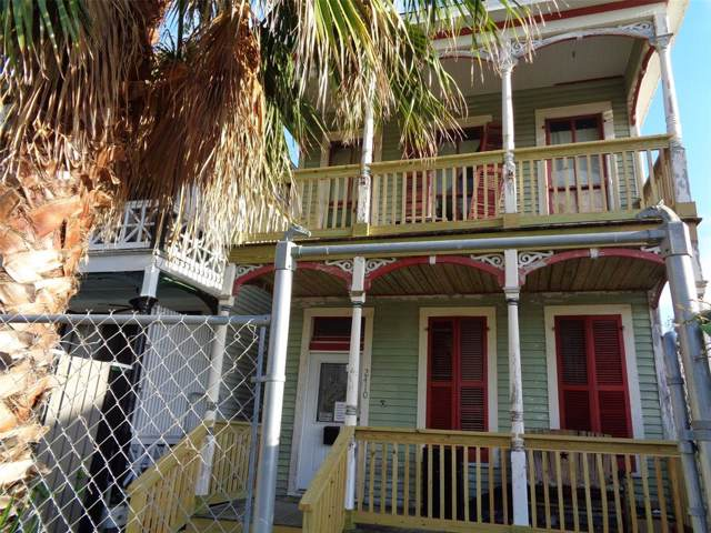 2410 Winnie Street, Galveston, TX 77550 (MLS #73249322) :: Guevara Backman