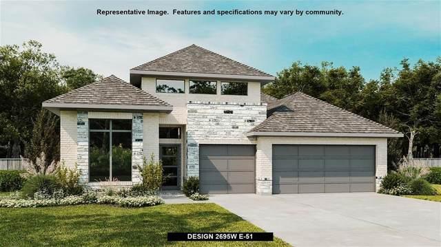 2103 Mallow Lane, Fulshear, TX 77423 (MLS #73249892) :: Caskey Realty