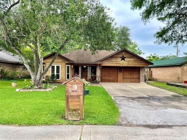 3120 Edgewood Drive, Dickinson, TX 77539 (MLS #73254246) :: Texas Home Shop Realty