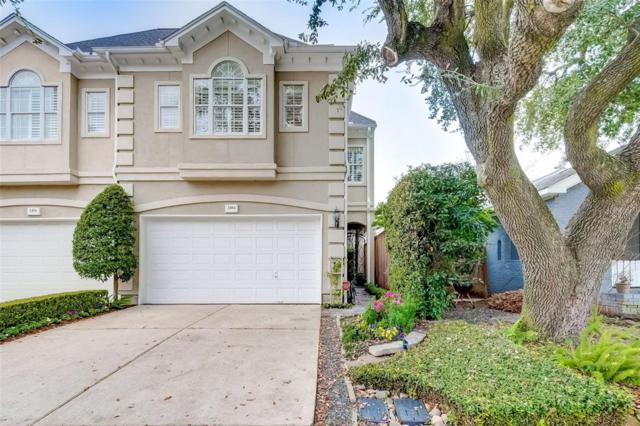 2404 Hazard Street, Houston, TX 77019 (MLS #73259920) :: Texas Home Shop Realty