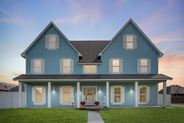 10300 Shady Ranch Lane, Port Arthur, TX 77640 (MLS #73265263) :: Giorgi Real Estate Group