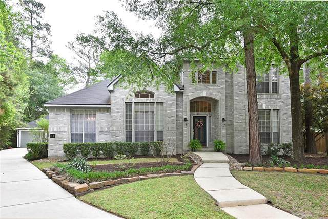 14 Long Lake Place, The Woodlands, TX 77381 (#73274948) :: ORO Realty