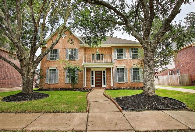 710 Epperson Way, Sugar Land, TX 77479 (MLS #73275572) :: The Property Guys