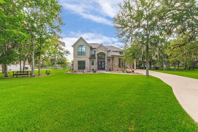 3423 Woodbine Drive, Fulshear, TX 77441 (MLS #73294202) :: Connect Realty
