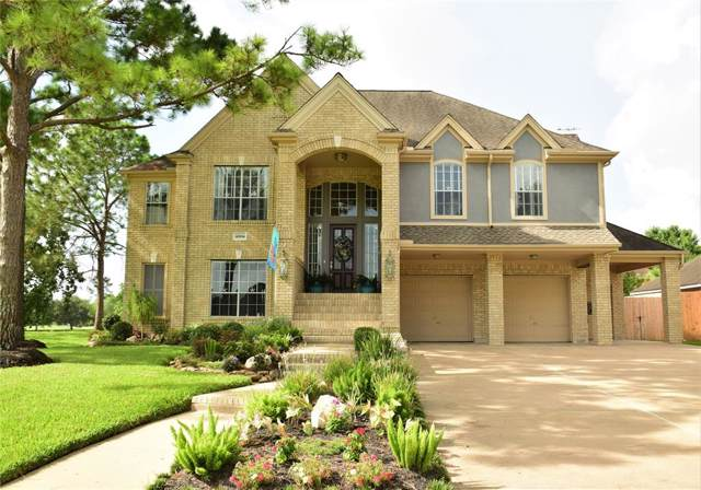 4009 Masters Drive, League City, TX 77573 (MLS #73295152) :: Rachel Lee Realtor