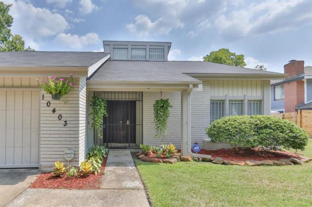 10403 Tennis Court, Houston, TX 77099 (MLS #73295851) :: Connect Realty